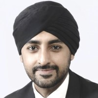Pardeep Khosa at Accounting & Finance Show Asia 2018