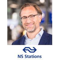 Barend Kuenen at RAIL Live 2019