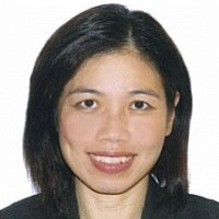 Vivienne Chiang at Accounting & Finance Show Asia 2018