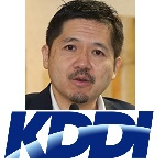 Toshiyasu Wakayama, Manager, European R&D Group, Technical Planning Division, KDDI