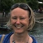 Dr Helen Bright at World Vaccine Congress Europe