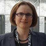 Paula Kinnunen at World Vaccine Congress Europe