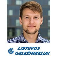 Ignas Verseckas | Head of Business Innovation & Development, Passenger Transport, | Lithuanian Railways » speaking at World Rail Festival