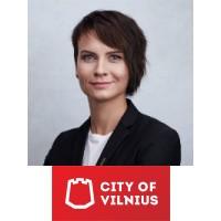 Egle Radvile | Chief Advisor for Strategy and Digital Initiatives | Vilnius City » speaking at World Rail Festival