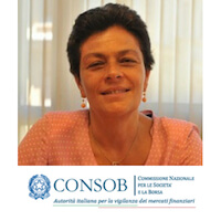 Maria Antonietta Scopelliti | Head Of Market Operations | Commissione Nazionale per le Societa a la Borsa » speaking at World Exchange Congress