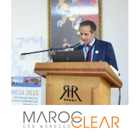 Ridouane Azagrouze | Cio | MAROCLEAR CSD Morocco » speaking at World Exchange Congress