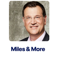 Harald Deprosse | Managing Director | Miles & More GmbH » speaking at World Aviation Festival