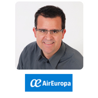 Yago Casanovas | Head of Payment & Fraud | Air Europa » speaking at Aviation Festival
