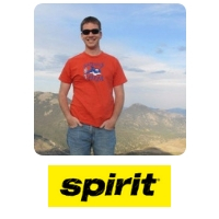 Tanner Huysman | Director, Ancillary Products | Spirit Airlines » speaking at World Aviation Festival