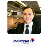 Mark Ross-Smith | Head Of Enrich And Loyalty | Malaysia Airlines » speaking at Aviation Festival