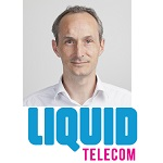 David Eurin, Chief Strategy Officer, Liquid Telecom