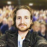 Nic Newling at National FutureSchools Expo + Conferences 2019