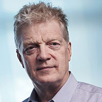 Sir Ken Robinson, , World's elite thinker on creativity and innovation