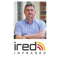 Steven Welland at The Commercial UAV Show