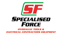 Specialised Force, exhibiting at National Roads & Traffic Expo 2019