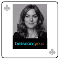 Lena Nordin | Chief Human Resources Officer | Betsson Group » speaking at WGES