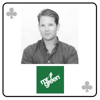 Rikard Rinaldo | Director Of Communication | Mr Green » speaking at WGES