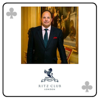 Roger Marris | CEO | The Ritz Club, London » speaking at WGES