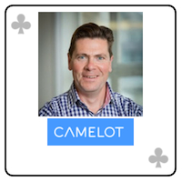 Mike O'Donohue, Chief Data Officer, Camelot