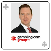 Charles Gillespie | Group Chief Executive Officer | Gambling.com Group » speaking at WGES
