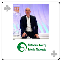Jannie Haek, Chief Executive Officer, The National Lottery
