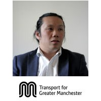 Sam Li, Senior Innovation Officer, Transport for Greater Manchester