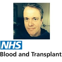Guy Parkes, Head Of Stem Cell Donation, N.H.S. Blood and Transplant