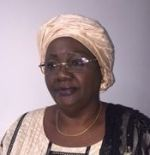 Salamata Gakou | President | Association of Women Engineers in Mali » speaking at Solar Show Africa