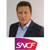 David Leborgne | Chief Digital Officer | SNCF » speaking at Rail Live