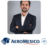Pablo Gomez Gallardo Maass | Vice President Of E-Commerce And Digital Advertising | Aeromexico » speaking at Aviation Festival