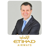 Gilles Mascaras | Head of Product - Digital Transformation & Innovation | Etihad » speaking at Aviation Festival