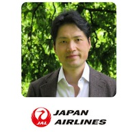 Akira Mitsumasu | Vice President, Products And Services | Japan Airlines » speaking at Aviation Festival