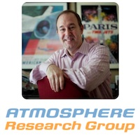 Henry Harteveldt | President | Atmosphere Research Group » speaking at Aviation Festival