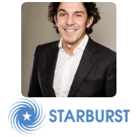 Francois Chopard | CEO | Starburst » speaking at Aviation Festival
