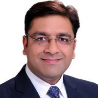 Pankaj S. Jain at Accounting & Finance Show Middle East 2018