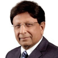 Arvind Malia at Accounting & Finance Show Middle East 2018