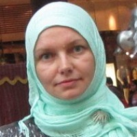 Galina Popova at Accounting & Finance Show Middle East 2018