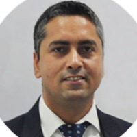 Ajay Goplani at Accounting & Finance Show Middle East 2018