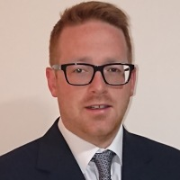 Peter Mahon at Accounting & Finance Show Middle East 2018
