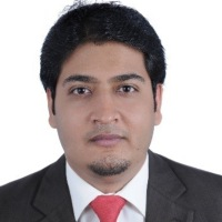Raheel Anwar at Accounting & Finance Show Middle East 2018