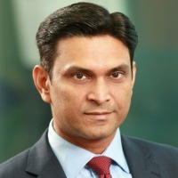 Adil Rao at Accounting & Finance Show Middle East 2018