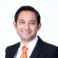 Amar Huzaimi Md Deris, Executive Vice President, TM GLOBAL