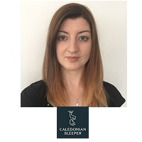 Kim Thain, Marketing Manager, Caledonian Sleeper