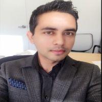 Nirjal Bhattarai at World Orphan Drug Congress USA 2019