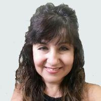 Manijeh Goldberg at World Orphan Drug Congress USA 2019