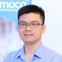 Nam Tran | Co-founder & CEO | Moca » speaking at Seamless Vietnam