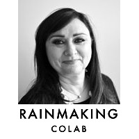 Helene Panzarino, Managing Director, Rainmaking Colab