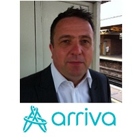 Kevin Ives, Digital Transformation Director, Arriva Plc