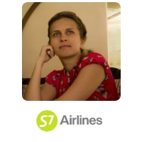 Natalia Nikolaeva | Loyalty Director | S7 Airlines » speaking at Aviation Festival