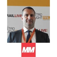 Andrea Bruschi | Transportation And Mobility Planner | Metropolitana Milanese SpA » speaking at Rail Live